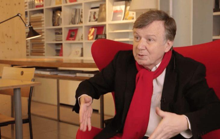 Rencontre avec Jean-Marie Duthilleul, architecte des gares d'Eole (Deuxièmepartie)