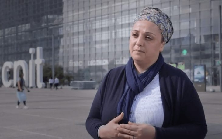 Eole s'engage pour l'insertion professionnelle: Samia, facilitatrice chef de file