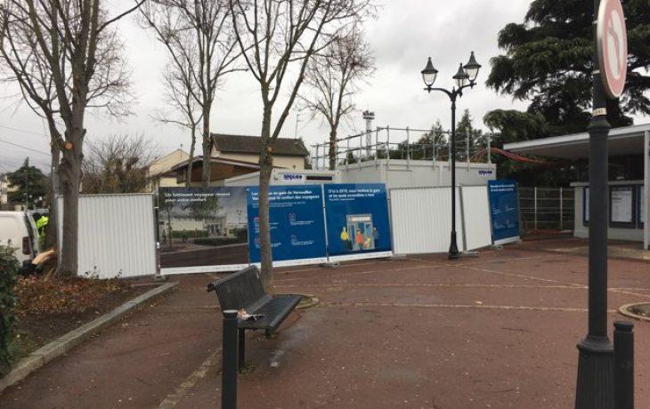 Les travaux dans votre gare de Vernouillet – Verneuil