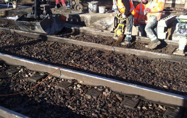 Les travaux dans votre gare d'Aubergenville-Elisabethville