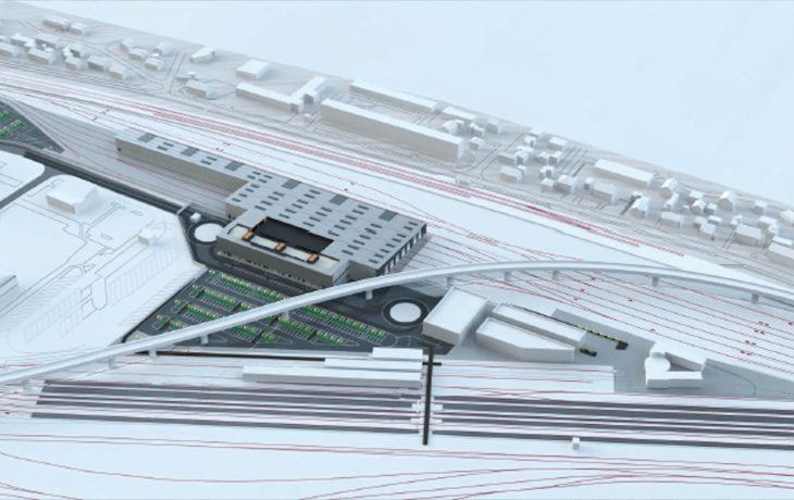 Mantes-la-Jolie, découvrez les transformations pour les futures infrastructures ferroviaires
