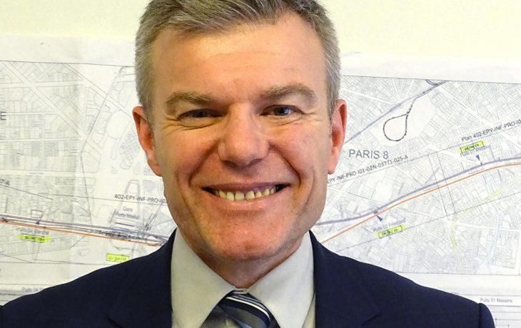Laurent Rostykus: Directeur Opérationnel Manager: Réseau Nouvelle Infrastructure souterraine