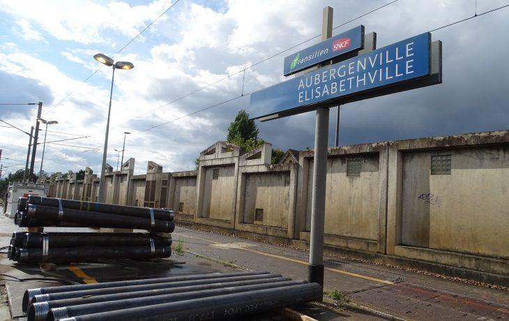 Retour en images sur le WE travaux Aubergenville