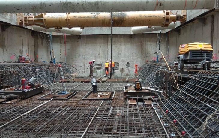 Extension des horaires du chantier le6septembre2018