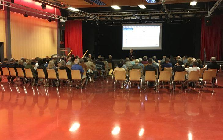 Retour sur la réunion publique d'informations sur les travaux en gare d'Epônes-Mézières le 19 septembre