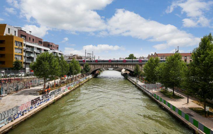 Fermeture ponctuelle du quai de la Charente sur Rosa Parks