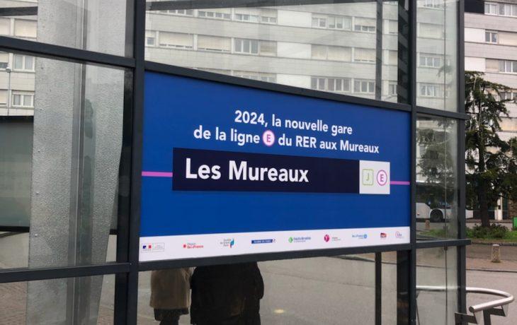 Gare des Mureaux : 2ème week-end de travaux vendredi 7 février au dimanche 9 février