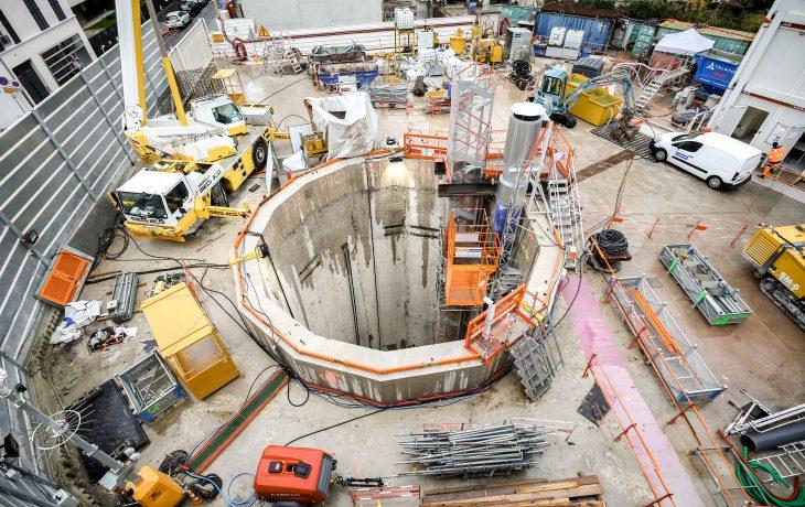 Allongement des horaires de chantier du puits Abreuvoir