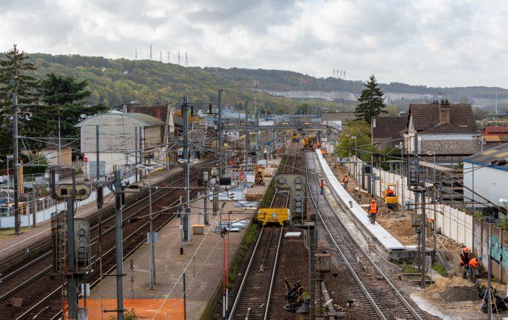 Prochains week-ends travaux en gare du 31 janvier au 2 février et du 7 au 9 février 2020
