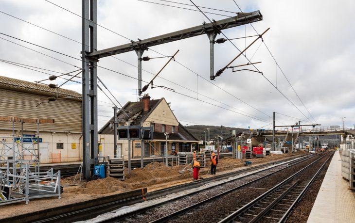 Sécurisation et suspension des chantiers jusqu'au 31 mars minimum.