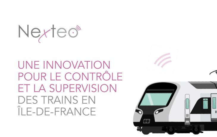 Une première en France sur du ferroviaire lourd : NExTEO, le contrôle automatique du trafic