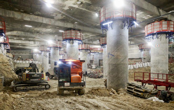 Gare de La Défense