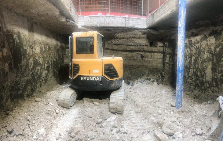 Maintien du chantier Friedland pendant la deuxième période de confinement