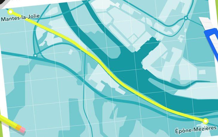 Les Défis Eole: comment créer une nouvelle voie ferroviaire le long de la Seine?