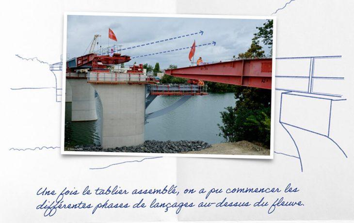 Le nouveau pont de Bezons