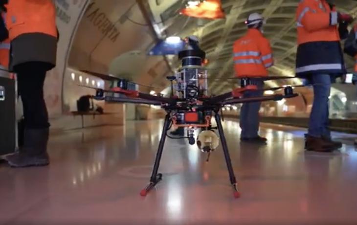 Projet Eole : y-a-t-il un robot dans le tunnel ?