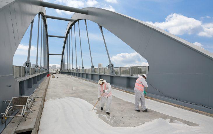 Pont bowstring de Bezons